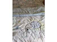 Cot bedding