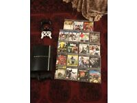 PS3 for sale - in good working condition!