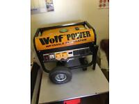 Generator wolf