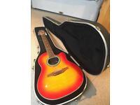12 String Ovation Guitar