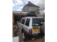Land rover freelander spares and repairs