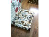 Handmade Dog bed