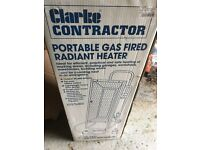 Gas Shed Heater Brand New