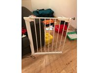 Babydan narrow stair gate