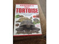 Keeping a tortoise book