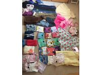 Huge bundle Boden Joules M&S thermals complete winter wardrobe 7-8 yrs Exc condition