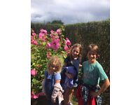 Looking for au pair live in in Kew Gardens (London)