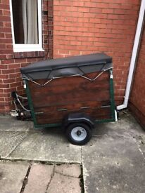 trailer for sale 5ft x 3ft x 3ft