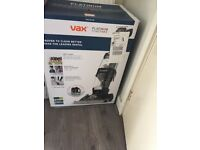 BRAND NEW UN-OPENED vax platinum carpet cleaner