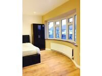 REFURBISHED: SPACIOUS DOUBLE ENSUITE: NEXT TO GANTSHILL STATION: ALL BILLS INCLUDED PLUS WIFI