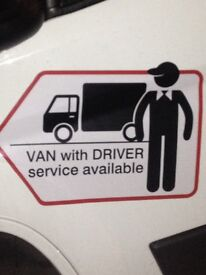 24-7 Man and Van Hire for Removals movers ,House Clearance, Office & piano move