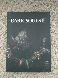 Dark Souls III / 3 Hardback Game Guide Ltd Ed