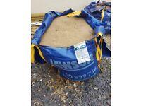 Big bag of sand