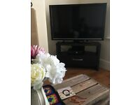 Black Tv Stand/Unit