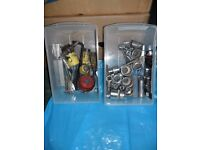 Sockets and pipe cutters