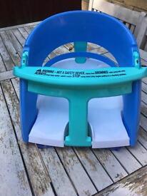 Baby bath seat