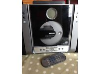 Philips sleek micro music system MC235B
