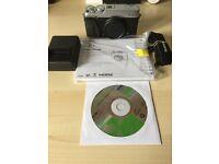 Fujifilm X-E1Body in lovely condition.