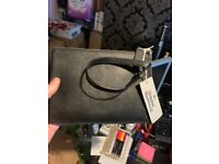 brand new genuine vivenne westwood clutch bag with tags and receipt £85