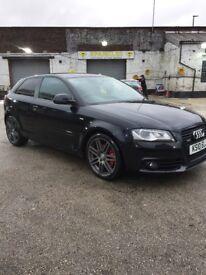 Audi A3, black edition, Quattro, 2.0 tdi