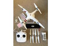 DJI Phantom 3 Standard Drone - Like Brand New