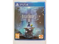 Little Nightmares 2 II - Sony Playstation 4 Game - PS4 PS5 5 Horror Adventure Platformer - Like New