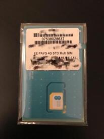 5GB Sim card