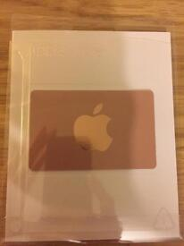 Apple Store £55 Voucher (with receipt)