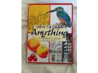 How to Draw Anything by Angela Gair (Hardback)