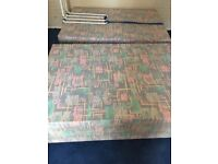 Free Double divan bed base and head board