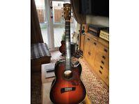 Lebeda guitar hand made