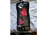Adidas 10oz hybrid boxing gloves