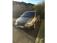 Chrysler Voyager LX Auto - Comfy spacious family car