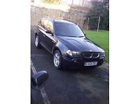 BMW X3 2.0D SE EDITION