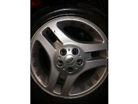 Land Rover wheels for sale. Set of 5 17inch