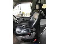 Vw transporter t5 front seats