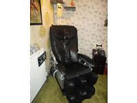 Sanyo Massage massager chair HEC-DR6100 BLACK