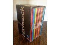 Hitchcok DVD box set