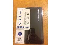 Un-opened Usewell Powerbank 16000mAh