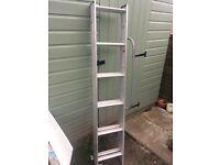 Extending loft ladder