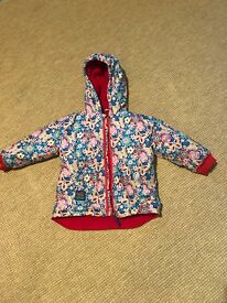 Jo job mamas Bebe coat aged 3-4 years
