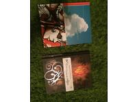 Brandon Boyd (incubus) books - white fluffy clouds + Murks of the sultry abyss - RARE!