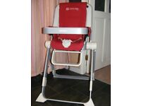 HIGHCHAIR /CONCORDE SPIN.