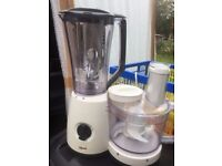 Food processor and blender, great condition