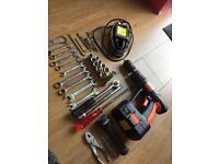 Tools&drill