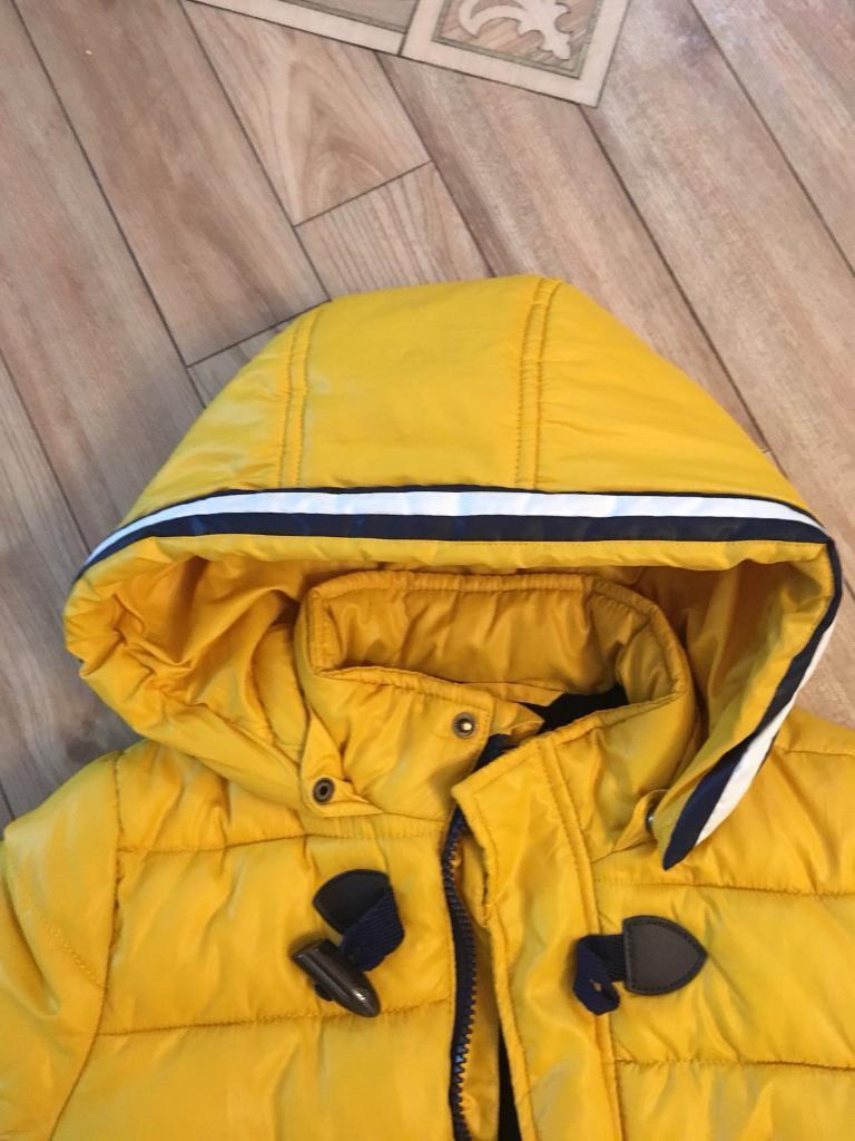 Boys mayoral coat