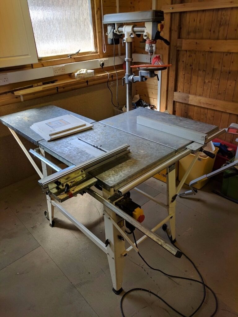 Jet Jts 315 Table Saw With Extension Tables In Sittingbourne Kent Gumtree