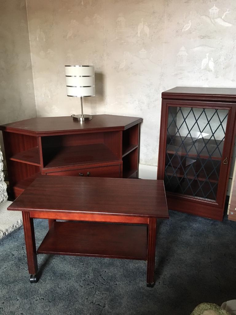 Matching 4 Piece Living Room Furniture Display Storage Cabinet  # Hifi Furniture Wood High Quality