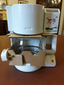 FILTER COFFEE MAKER NEW IN ORIGINAL BOX