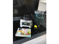 Nutrimaster blender brand new, never used perfect for smoothies frozen treats soups dips & sauces